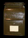 National Postal Museum: Owens-Style Collection Box