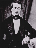 Hermann Von Helmholtz (1821-94)  German Scientist as a Young Man  Ca 1850