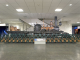 """National Museum of American History - Trains: """"John Bull """" Early Steam Locomotive in US"""