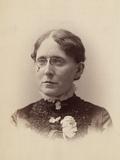 Frances Willard  American Temperance Reformer  and Women's Suffragist  1880s