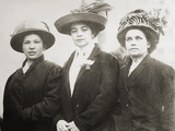 Portuguese Mill Girls who Worked in the Lowell Massachusetts Mills  Ca 1910-15