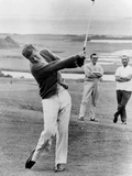 President John Kennedy Playing Golf at Hyannis Port July 20  1963