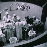 Heart Surgery Performed in the 1950s