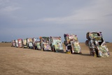 Cadillac Ranch Is a Public Art Installation in Amarillo Texas Was Created in 1874