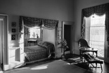 Monticello  Thomas Jefferson's Plantation Home  Master Bedroom and Study  1978