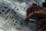 Military Map Reading Skills Demonstrated by US Army Soldiers  June 16  2009