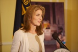 Caroline Kennedy Speaking at the National Archives  Washington Dc  Jan 13  2011