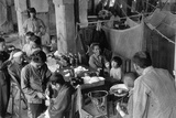 Victims of the Nagasaki Atomic Bombing at Fukuromachi Relief Station  August 1945
