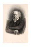 John Adams 1735-1826 in His Later Years