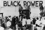 Stokely Carmichael Speaking at the University of California at Berkeley  Ca 1965-67