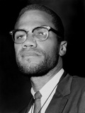 Portrait of Malcolm X  1964-65