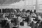 Cooperative Garment Factory at New Deal Agro-Industrial Jersey Homesteads  Nov 1936