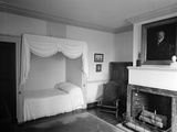 Monticello  Thomas Jefferson's Plantation Home  Northeast Bedroom  1978