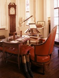 Monticello  Thomas Jefferson's Desk with Invention to Create Duplicates  Ca 1990s