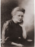 Marie Curie Polish-French Physicist Won Two Nobel Prizes  Ca 1900