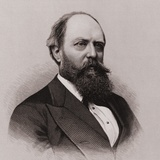 Othniel Charles Marsh Discovered and Named 80 Dinosaur Fossils  19th C
