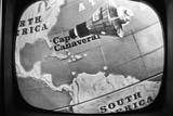 Television Simulation of John Glenn's Friendship 7 Space Capsule  Feb 20  1962