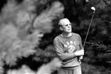 President Ford Golfing on a Labor Day Week-End Trip to Camp David Sept 2 1974