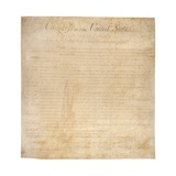 The Bill of Rights  the First Ten Amendments to the US Constitution  1791
