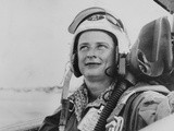 Jerrie Cobb  in US Air Force Flight Gear in 1960