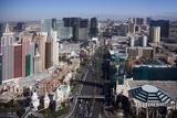 Daytime View of the Las Vegas Strip Oct 2009
