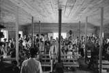 Religious Service in the Pie Town  New Mexico Church  June 1940