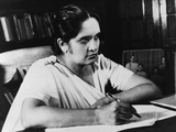 Sirimavo Bandaranaike Was the Modern World's First Female Head of Government  1960s