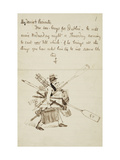 Joseph Lindon Smith Letter to his Parents  ca 1891; Archive of American Art