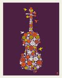 Flower Violin