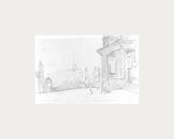 Peel Park Sketch I  1920