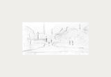 Peel Park Sketch III  1920