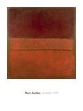 Sans titre, 1959 Reproduction d'art par Mark Rothko