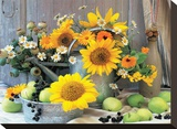 Sunflower Arrangement I