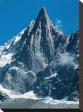 Aiguille du Dru Mont-Blanc