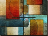 Abstract Intersections Panels I