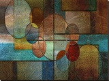 Abstract Intersections Panels II