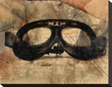 Vintage Motorcycle Glasses