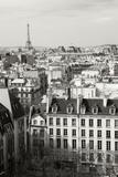 Paris Rooftops VI