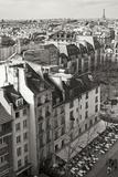 Paris Rooftops V