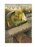 The New Yorker Cover - October 9  1948