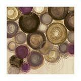 Purple Whimsy Sq II