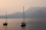 Lake Como Sailboats III