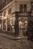 Paris Bistro I