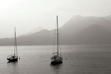 Lake Como Sailboats I