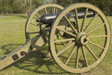12-Pounder Blakely Rifled Artillery  Shiloh National Military Park  Tennessee
