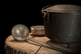Dutch Oven and Ladle