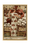 Ad for Fine Art Toilet Soap, 1901 Giclée