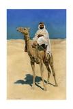 Arab Traveling in the Desert