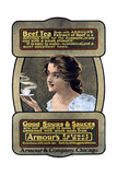 Advertisement for Armour's Extract of Beef  1900
