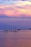 St Augustine Harbor Sunset 4